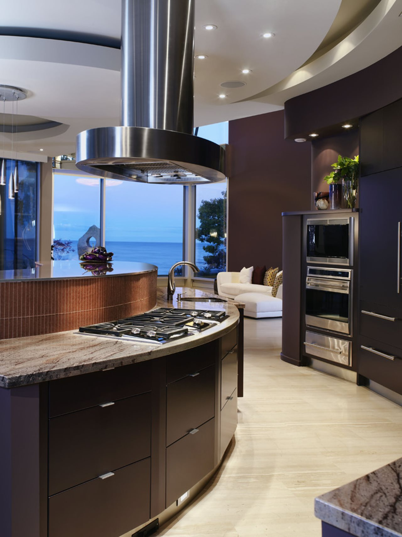Hi Tech Kitchen Design