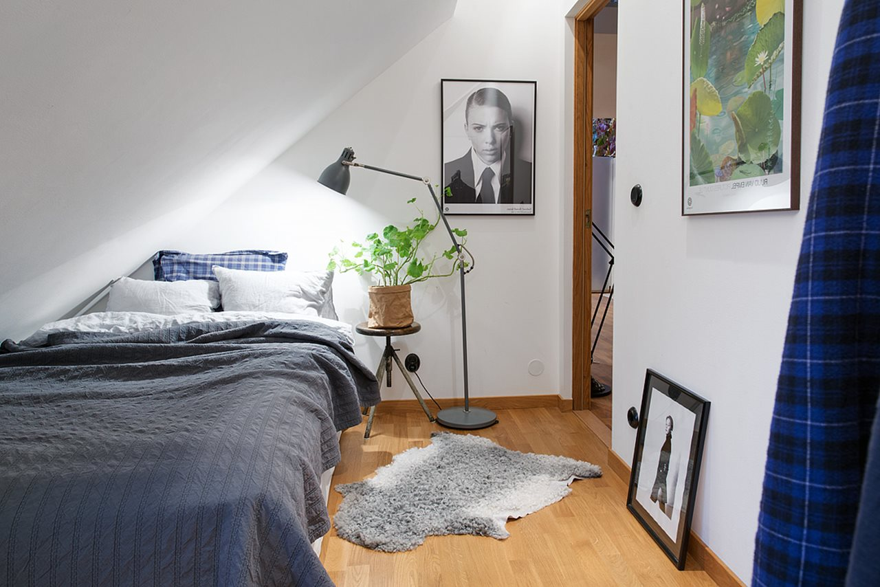 ceiling design ideas for small living room upscale modern attic apartment in the scandinavian style