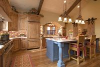 Country-Styled Kitchen: Special Aspects of Decoration