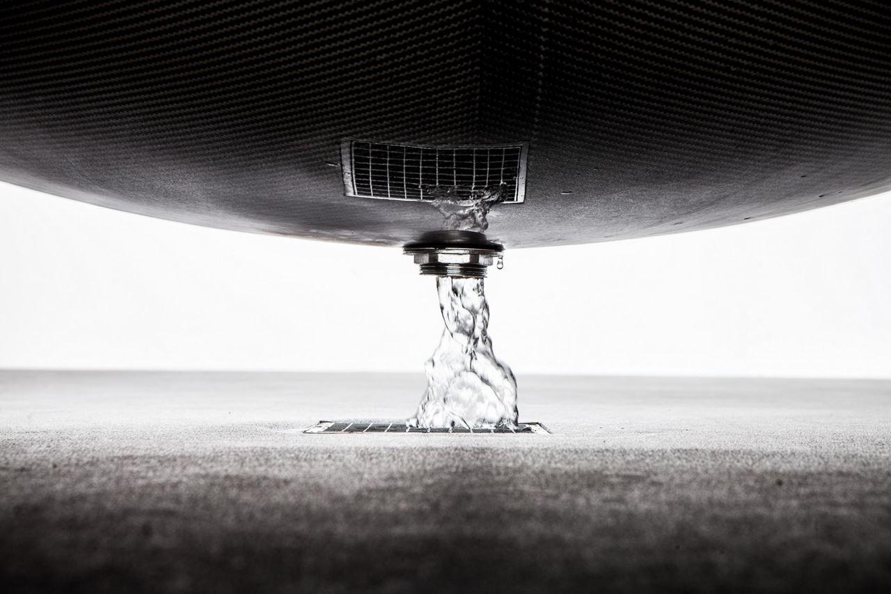 Bathtub Vessel By Splinter Works