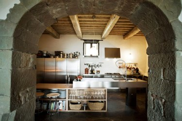 Medieval Villa With Modern Conveniences In Italy