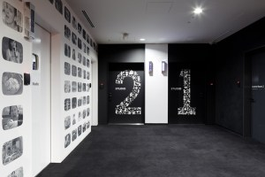 space studio tokyo architecture doors wall office klein dytham creator inside google offices recording kế thiết interior phong japan văn