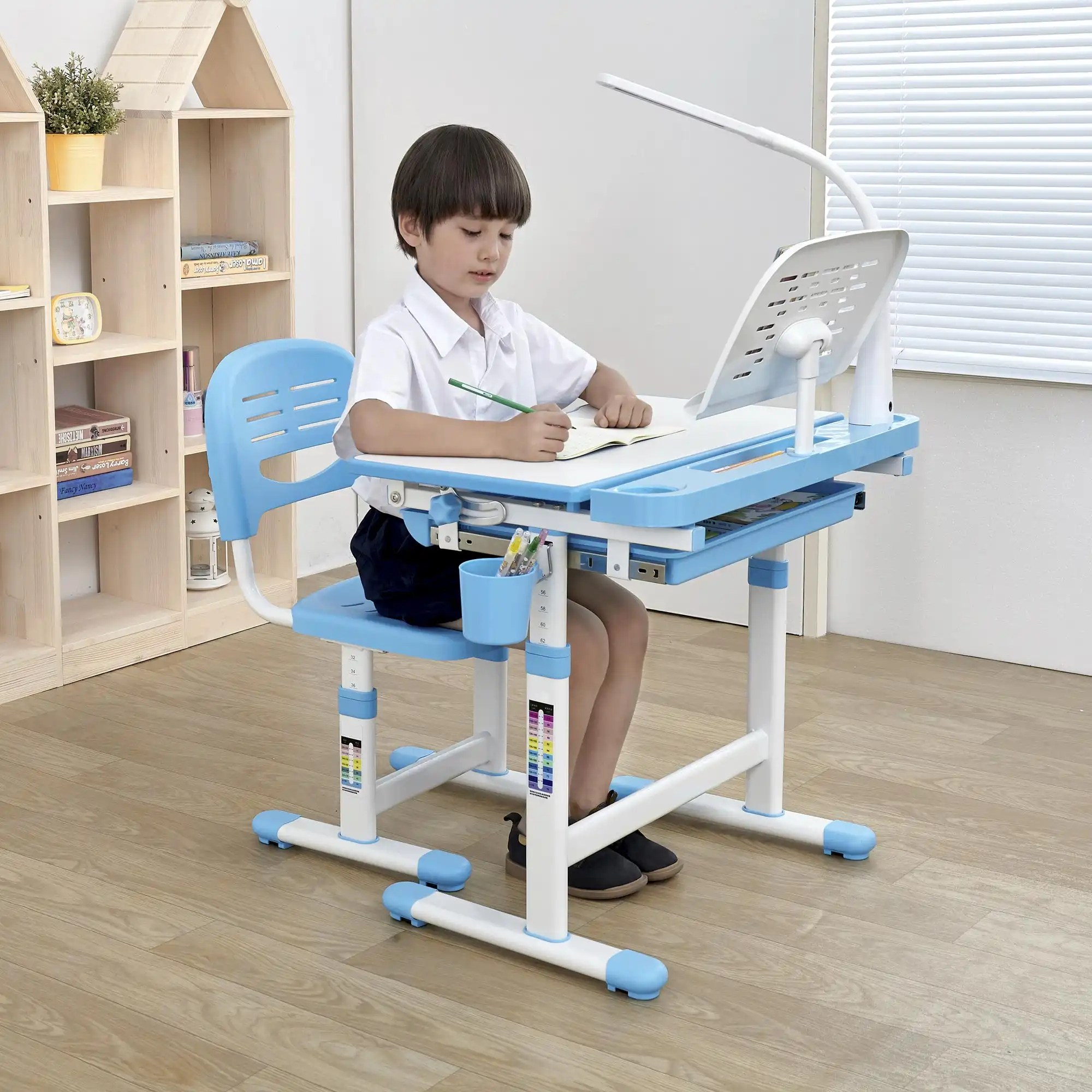 Ergonomic Reading Chair Best Desk Quality Children Desks Chairs Height