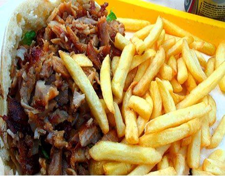 toxic junk foods