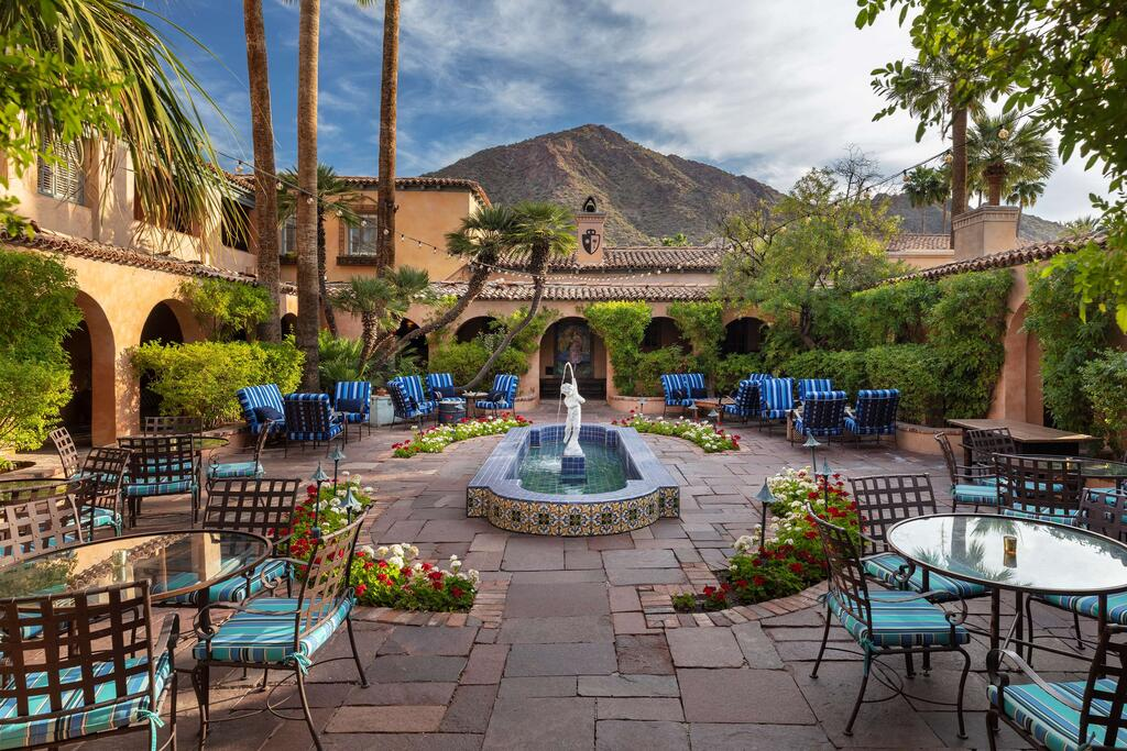Royal Palms Resort, Phoenix AZ