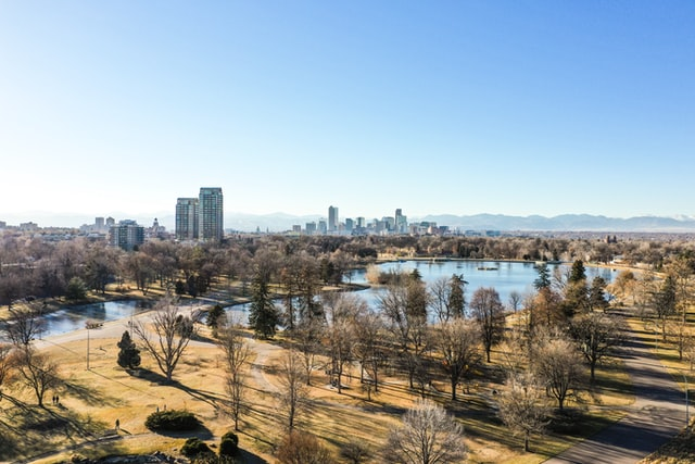 Best area to stay in Denver for families - City Park
