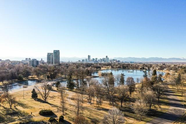 Mejor zona donde dormir en Denver para familias - City Park
