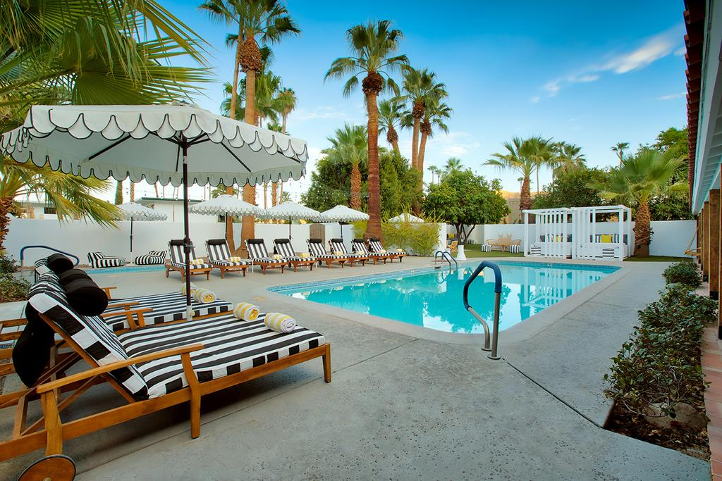 Best hotels in Palm Spring