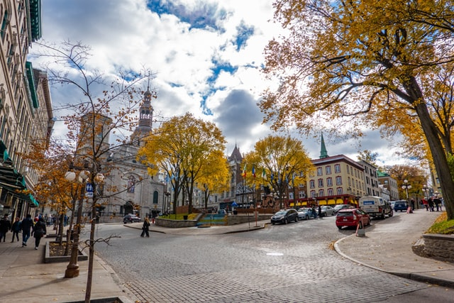 Best area to stay in Quebec City - Old Quebec