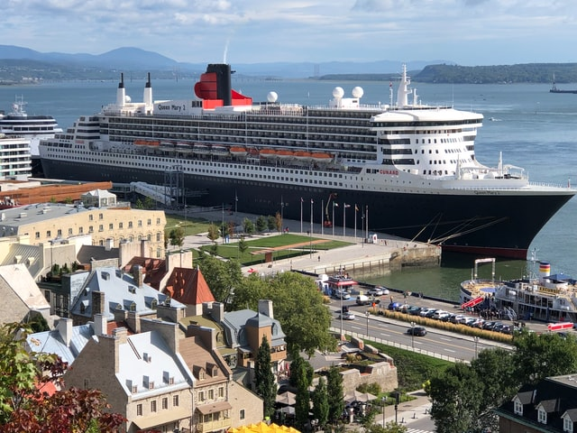 Best districts to stay in Quebec - Old Quebec City