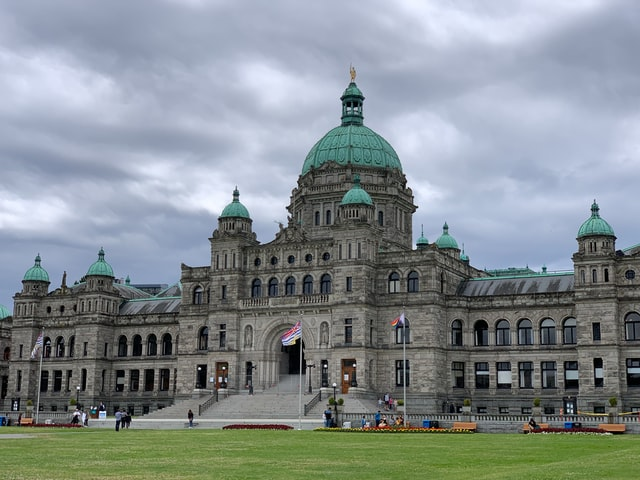 Where to stay in Victoria, BC for sightseeing - Inner Harbour