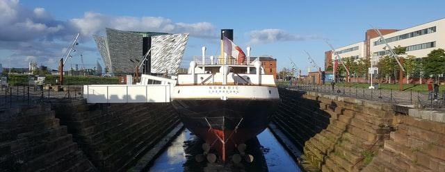 Best location in Belfast - Titanic Quarter