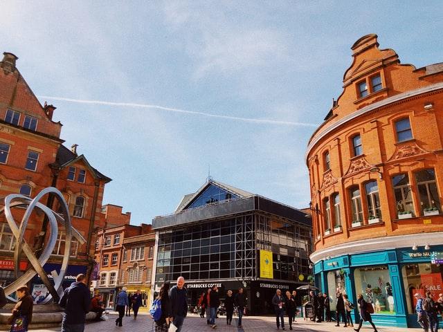Best neighbourhoods in Belfast - City Centre