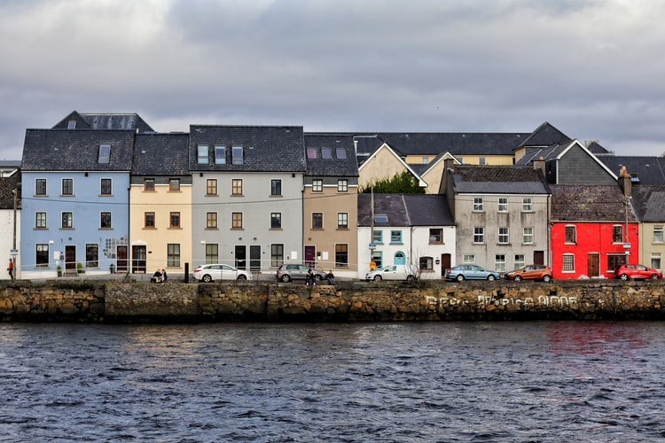 The Claddagh and Galway City Centre are some of the best districts to stay