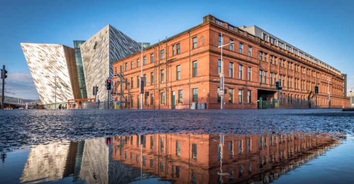 What is a good area to stay in Belfast - Titanic Quarter
