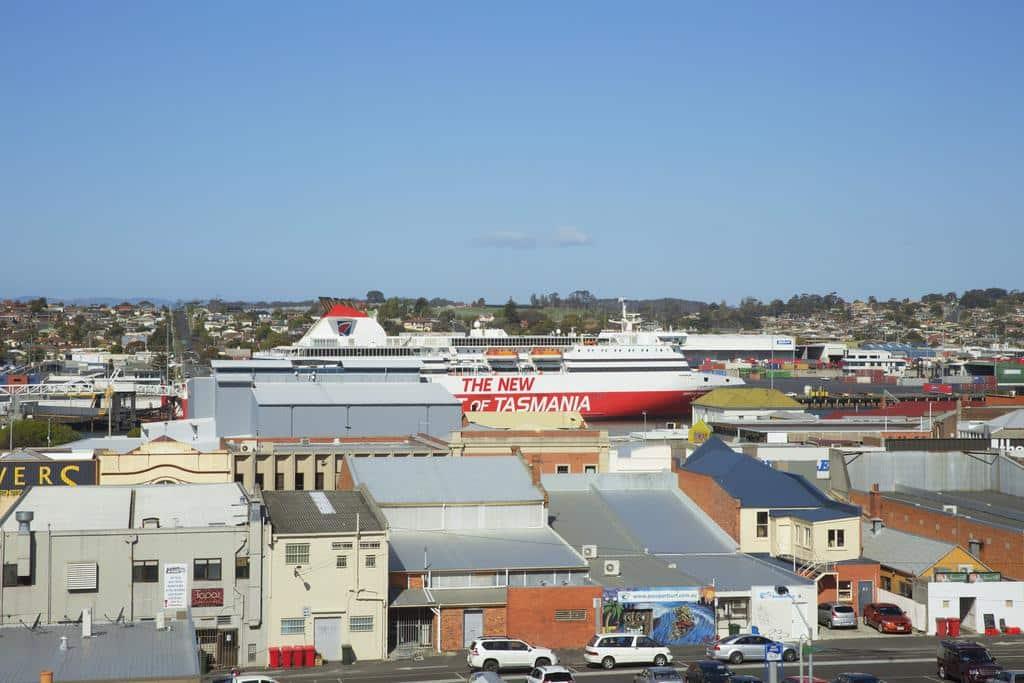 Where to stay in Devonport, Tasmania - CBD