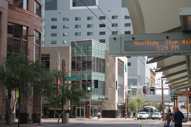 Best location in Phoenix for business travelers - Central City & Downtown Phoenix