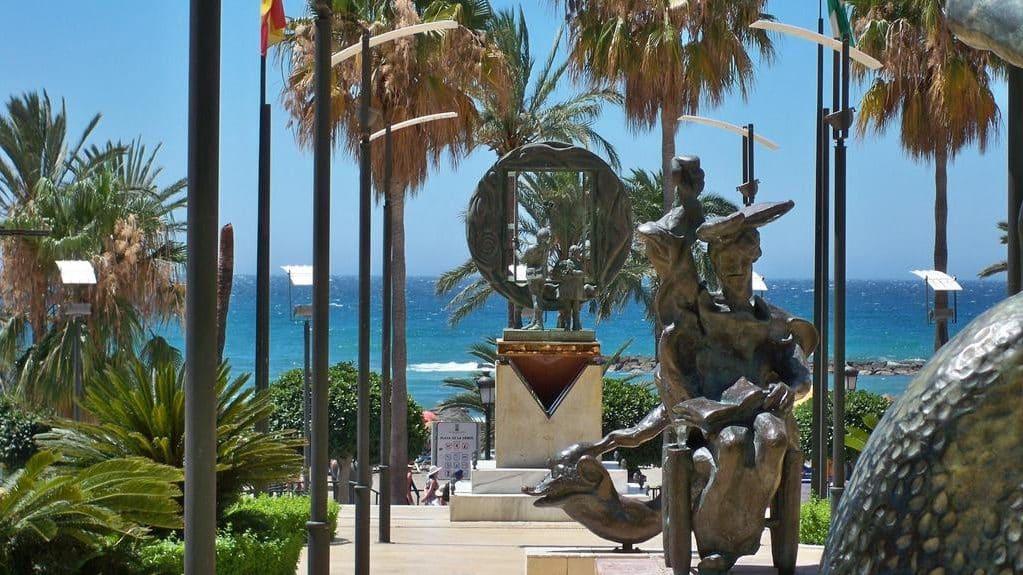 Mejor zona para turistas en Marbella: Centro y Casco Antiguo
