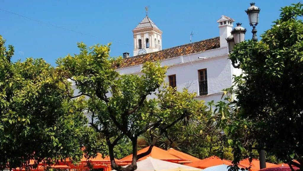 Dónde dormir en Marbella: Centro Histórico