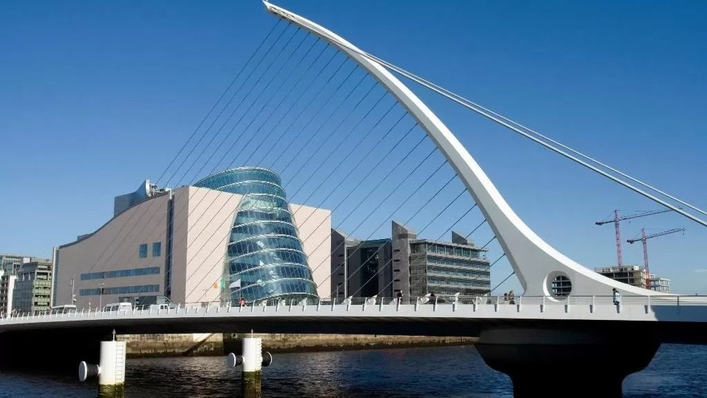 Best districts to stay in Dublin for business travellers and tourists - Dublin Docklands