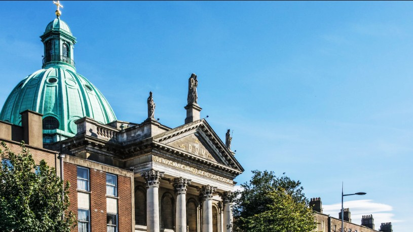 Best location in Dublin, Ireland for tourists - Rathmines