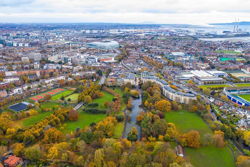 Where to stay in Dublin - Ballsbridge