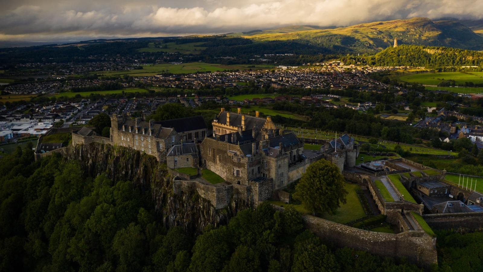 The Best Areas to Stay in Stirling, Scotland