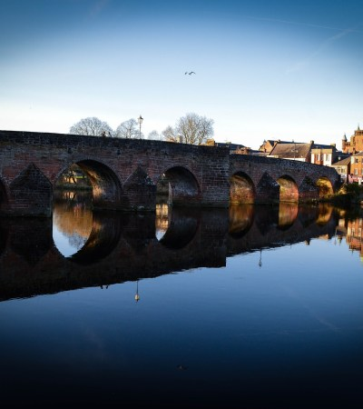The Best Areas to Stay in Dumfries, Scotland