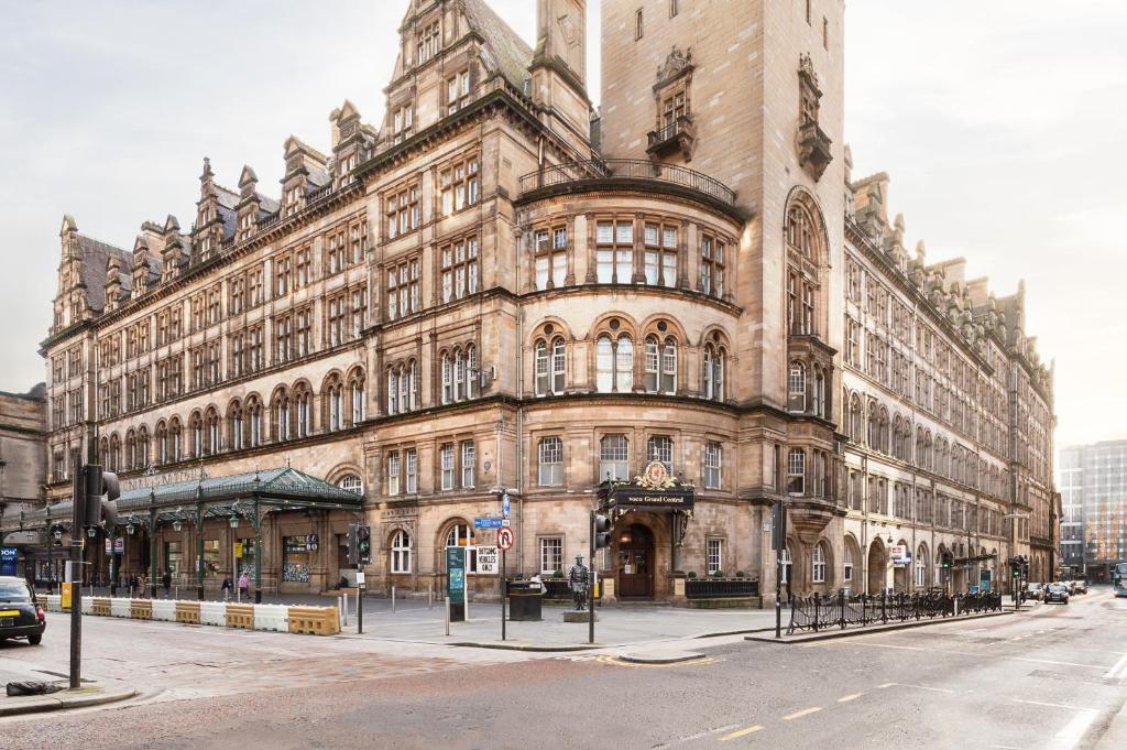 Where to stay in Glasgow, Scotland - Glasgow City Centre