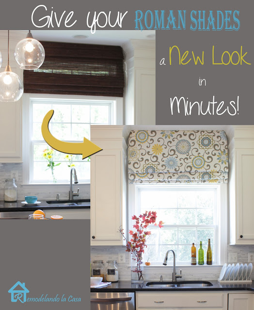 Give Your Roman Shades A New Look  Best Diy Tricks