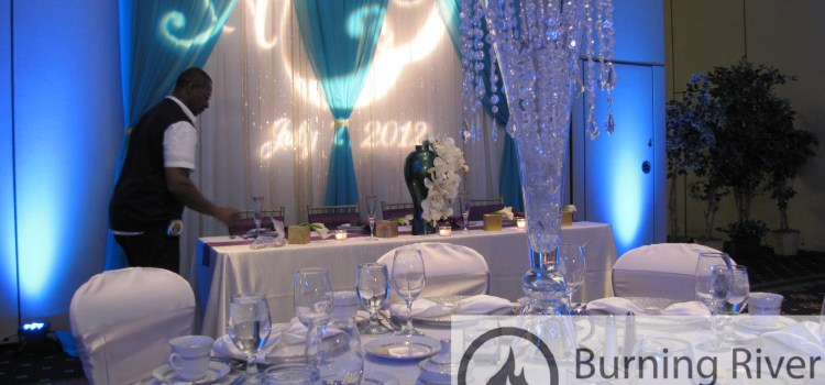 [Weddings] Burning River Entertainment and Covesa Kelly Events Showcase for Brides-to-Be at LaCentre!