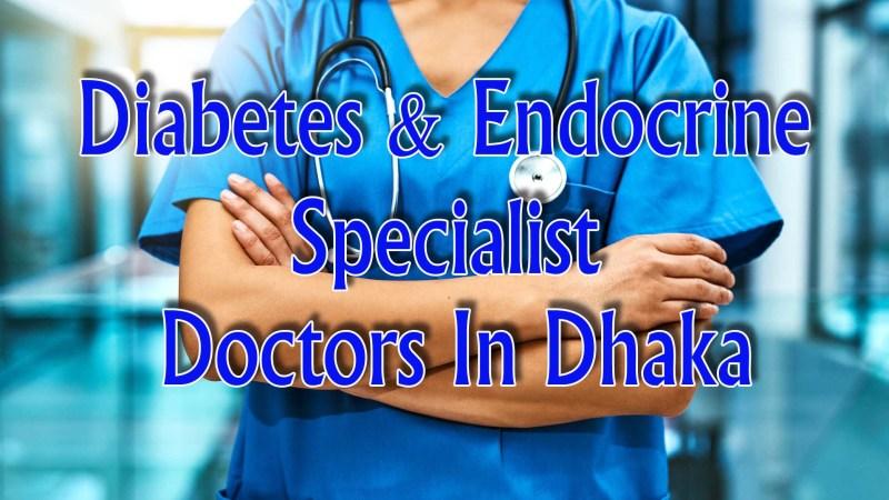 Diabetes & Endocrine Specialist Doctors List