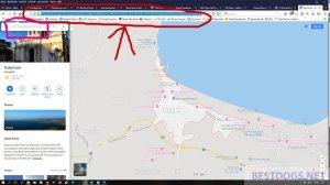 Google Map Coordinates