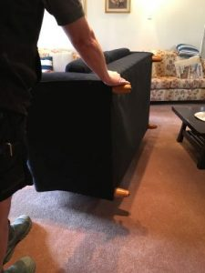 how to move furniture by yourself