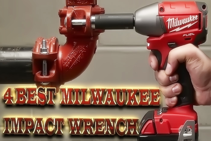 Best Impact Driver 2019 The Best MILWAUKEE Impact Wrench in 2019   (Updated)