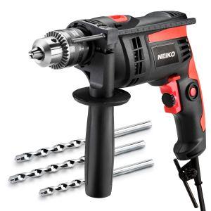 Neiko 10503A 6.0 Amp Corded Hammer Drill