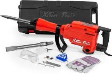 XtremepowerUS 2200Watt Heavy Duty Electric Demolition Jack hammer