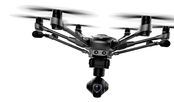 Yuneec Typhoon H Review: 6 is Better Than 4