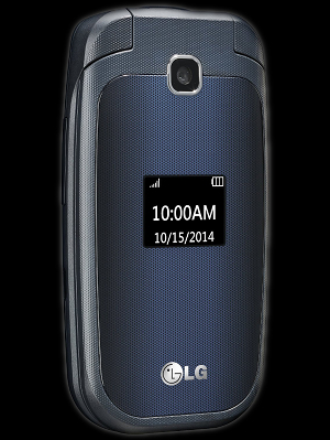 LG 450 flip phone