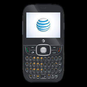 ZTE Z432 Low-Cost AT&T GoPhone with Full QWERTY Keyboard