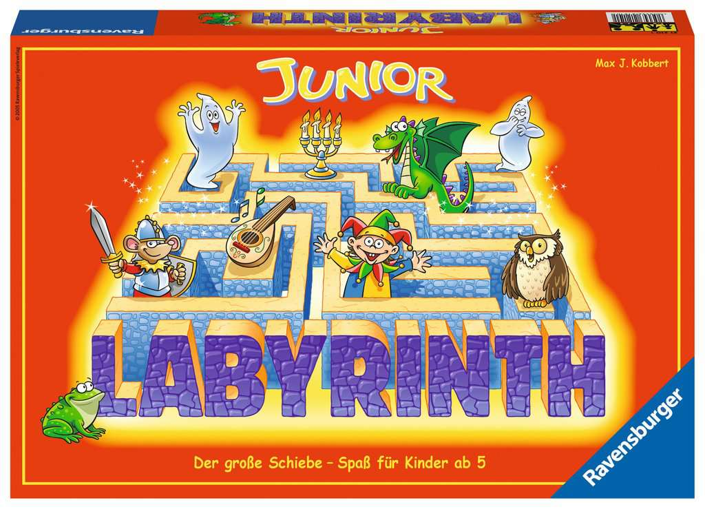 Junior Labyrinth von Ravensburger