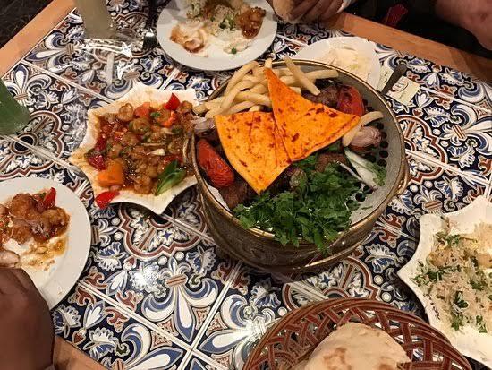 افخم مطاعم فطور الرياض
