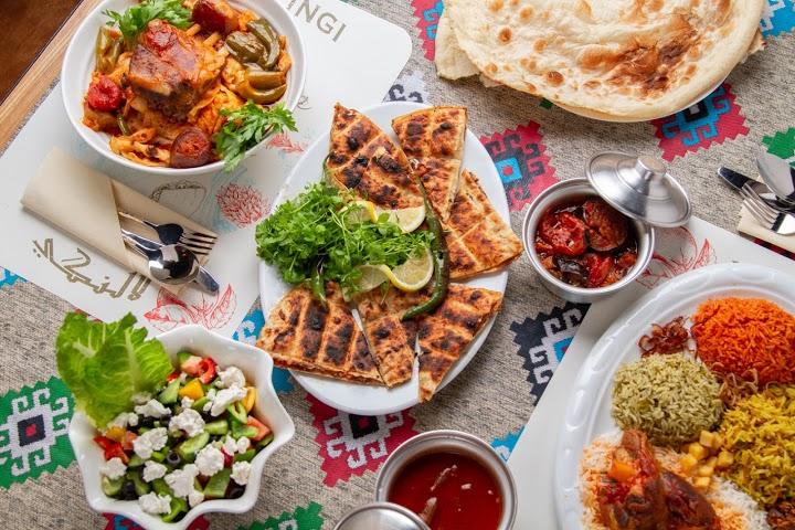 مطعم لالنكي الرياض