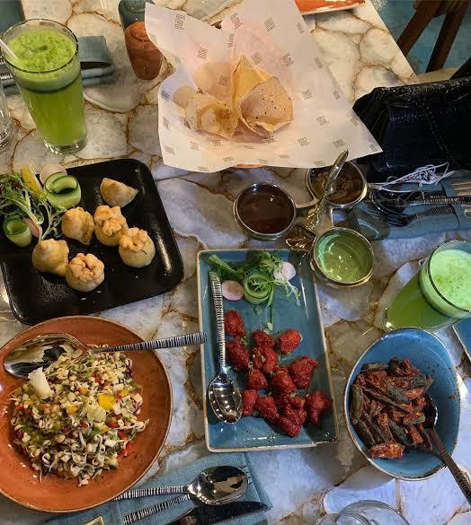 اجمل مطاعم واجهة الرياض