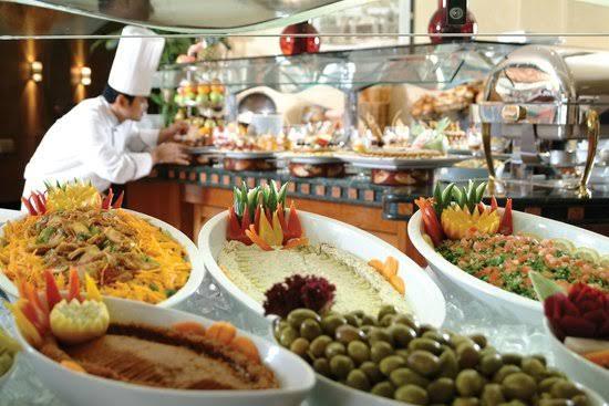 مطاعم انترناشيونال في واجهة الرياض
