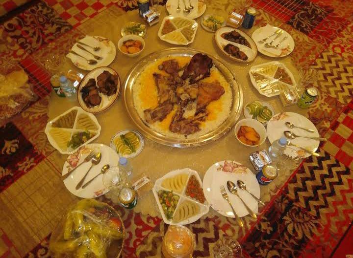 مطعم حنيذ شقوي