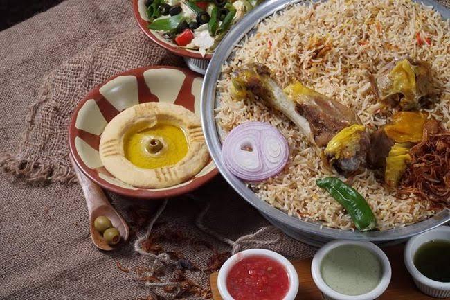 مطبخ العنبر في الرياض