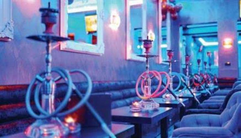 مقهى الشلال الجديد للشيشة والمعسل