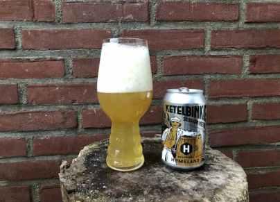 Brouwerij Homeland Ketelbinkie