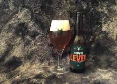 Hert Bier Hopvol Leven
